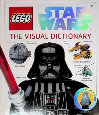 LEGO: Star Wars: The Visual Dictionary (без мини-игрушки); Simon Beecroft