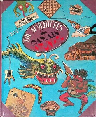 The adventures of captain Wrungel; A. Nekrasov