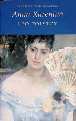 Anna Karenina; Leo Tolstoy