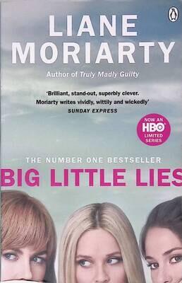 Big Little Lies; Liane Moriarty
