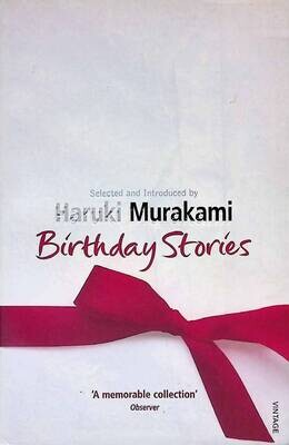 Birthday Stories; Haruki Murakami