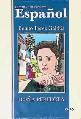 Dona Perfecta / Донья Перфекта; Galdos B.P.