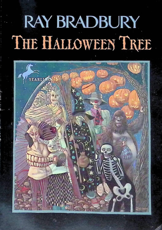 The Halloween Tree; Ray Bradbury