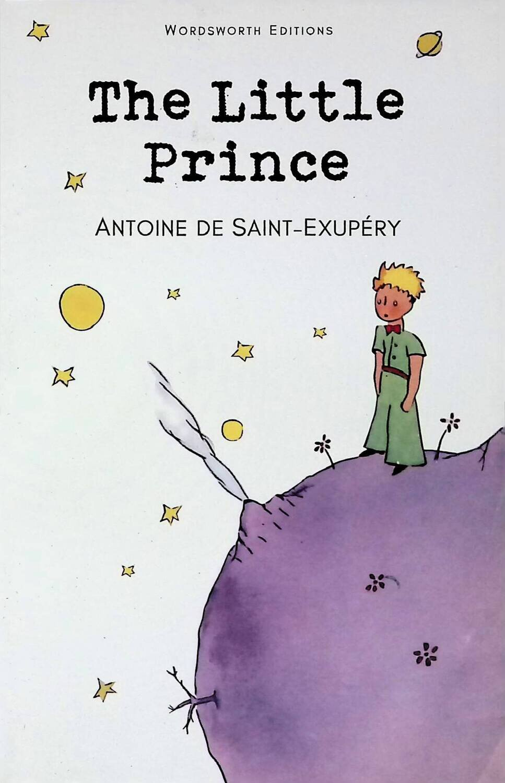 The Little Prince; Антуан де Сент-Экзюпери