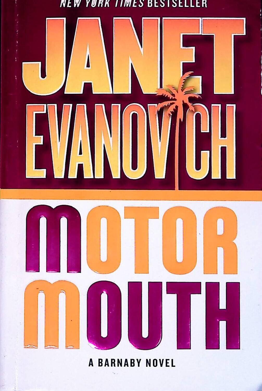 Motor Mouth: A Barnaby Novel; Janet Evanovich