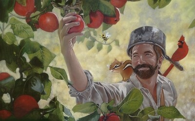 October 21 Johnny Appleseed's Discovering America
