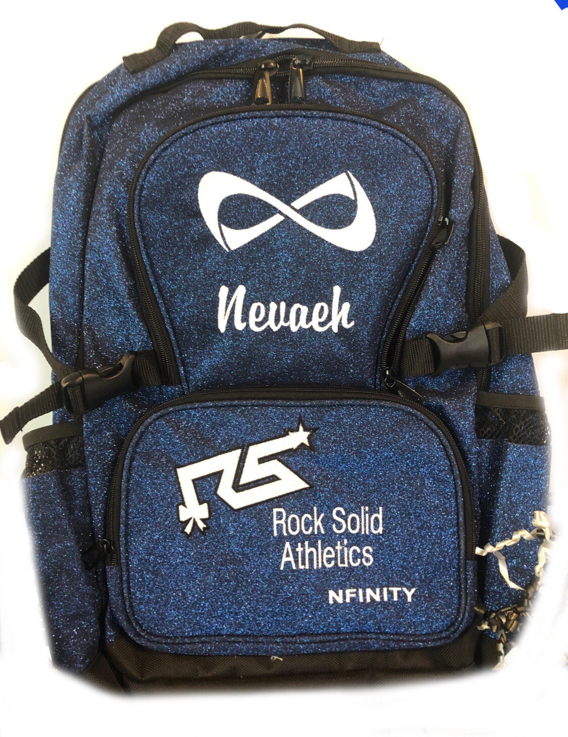 Nfinity Sparkle Backpack (Customized)