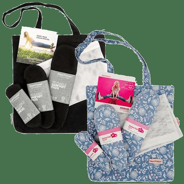 Menstrual Pads - Starter Kit 00017
