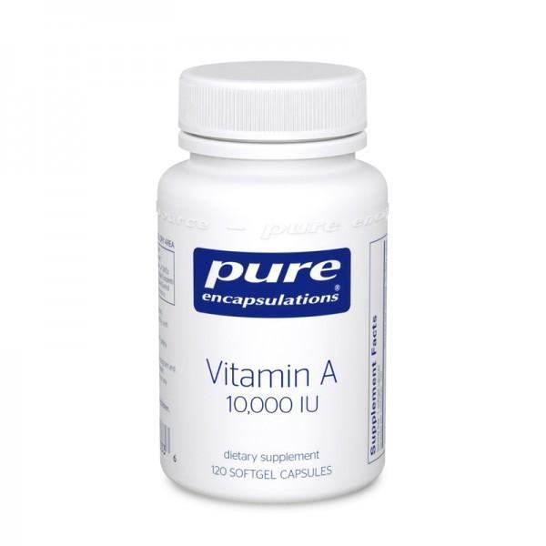 Vitamin A 3,000 mcg (10,000 IU)