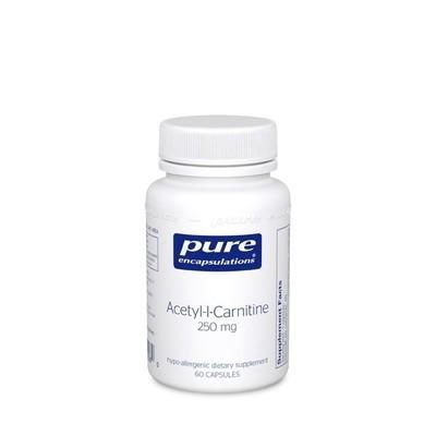 Acetyl-l-Carnitine 250 mg