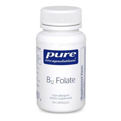 B12 Folate 60's