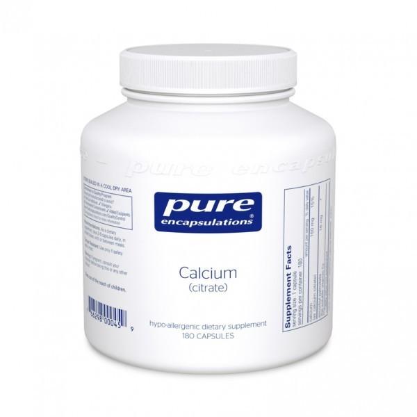 Calcium (citrate) 180's