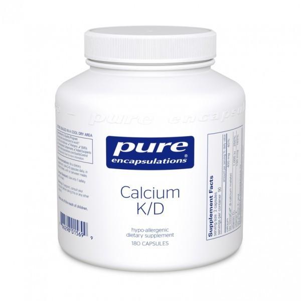 Calcium K/D 180's