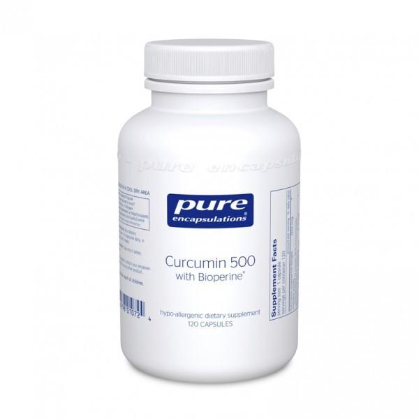 Curcumin 500 with Bioperine®
