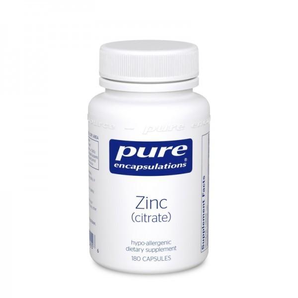Zinc (citrate)