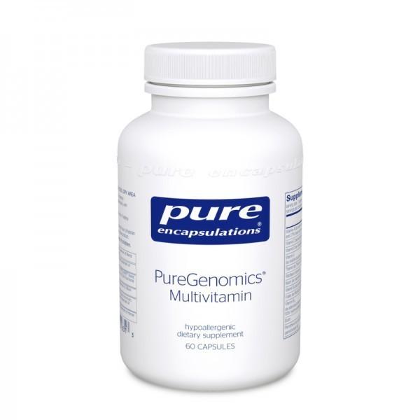PureGenomics® Multivitamin 60's