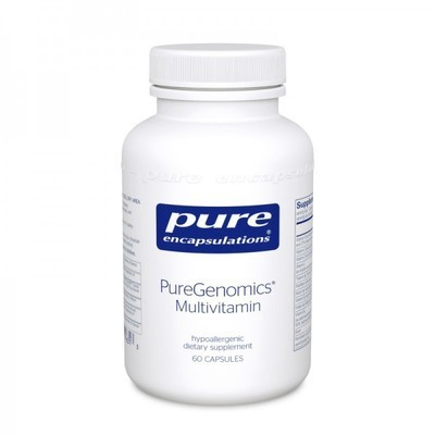 PureGenomics® Multivitamin 60's