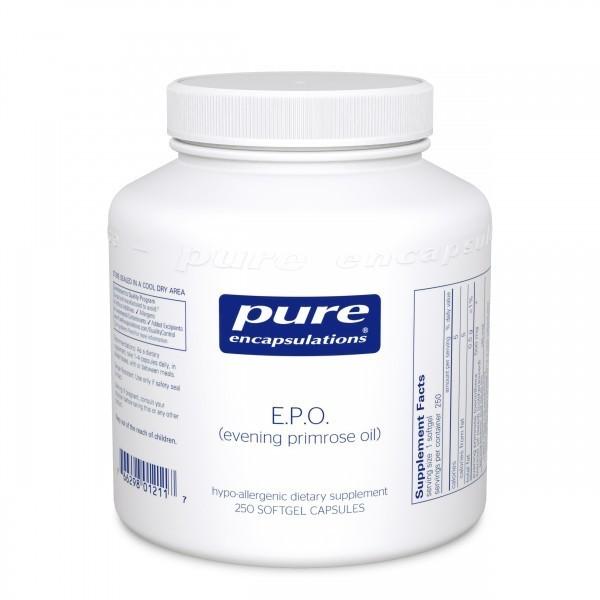 E.P.O. (evening primrose oil)