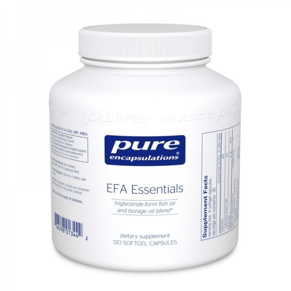 EFA Essentials 120's
