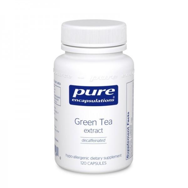 Green Tea Extract (decaffeinated)