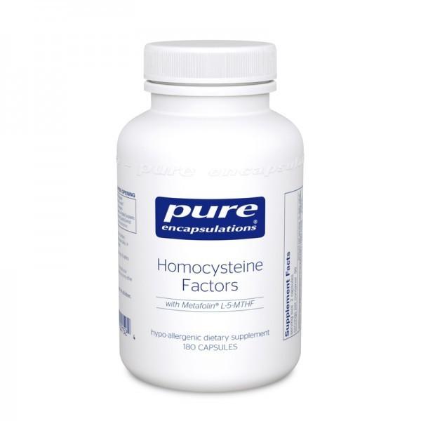 Homocysteine Factors‡