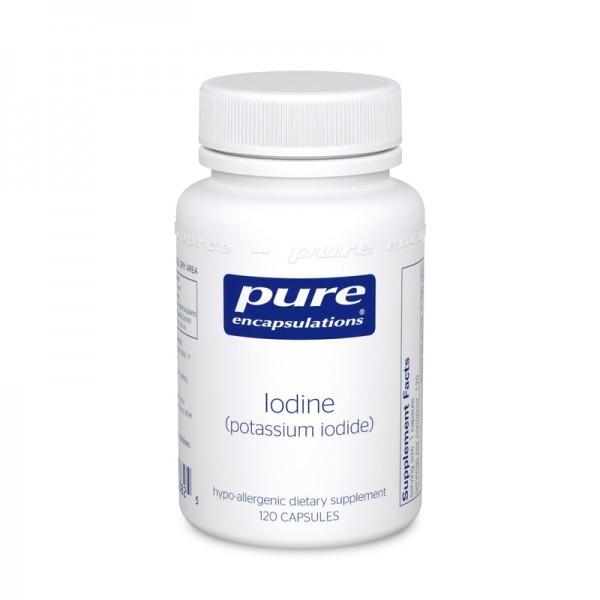 Iodine (potassium iodide) 120's
