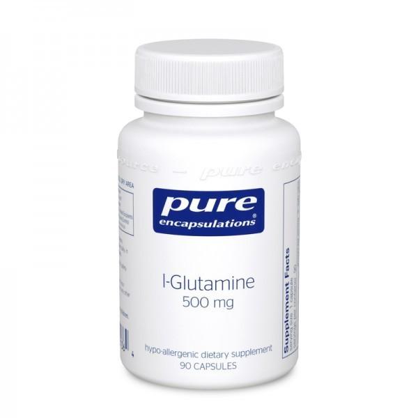 l-Glutamine 500 Mg.