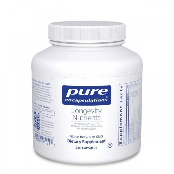 Longevity Nutrients