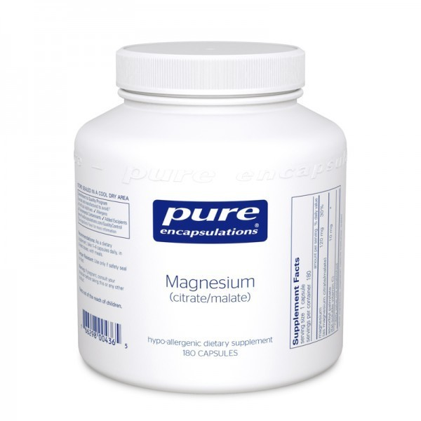 Magnesium (citrate/malate) 90