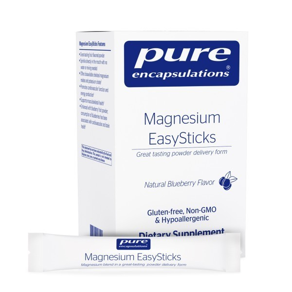 Magnesium EasySticks® - 30 single-serving stick packs