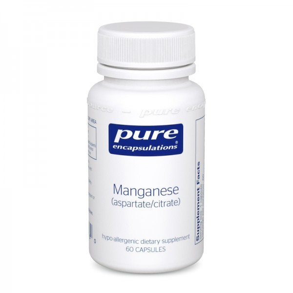 Manganese (aspartate/citrate)