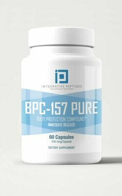 BPC-157 PURE (Immediate Release)