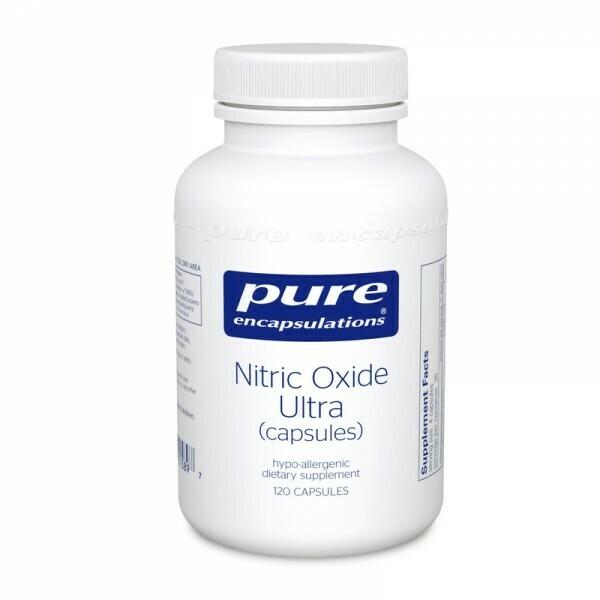 Nitric Oxide Ultra (capsules) 120's