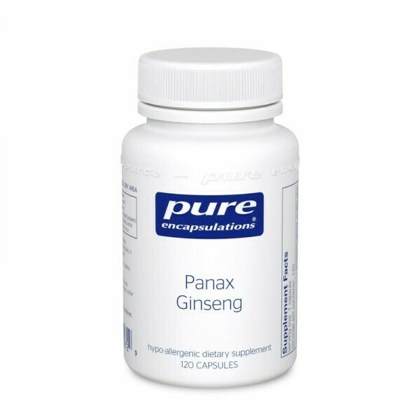 Panax Ginseng 120's