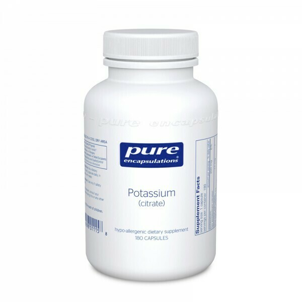 Potassium (citrate)