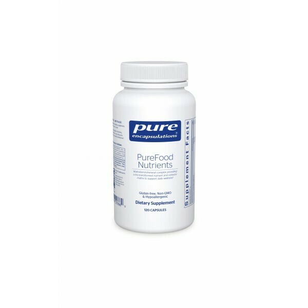 PureFood Nutrients 120's