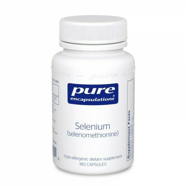 Selenium (selenomethionine)
