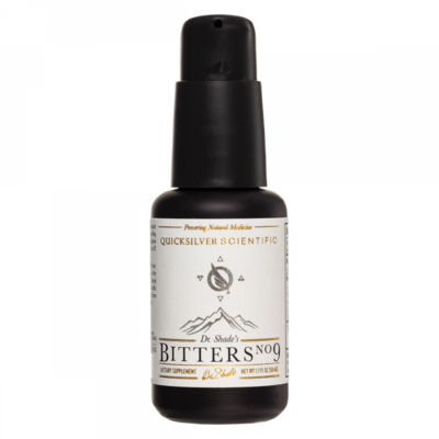 Dr. Shade's Bitters No.9