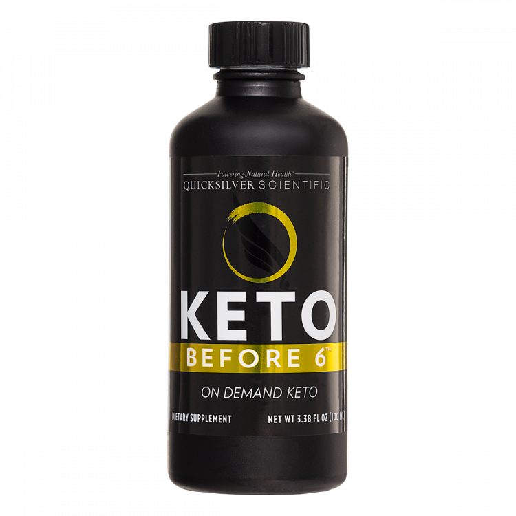 Keto Before 6® 100ml