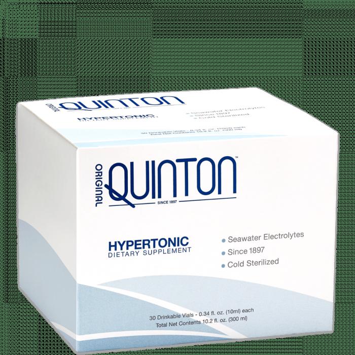 Original Quinton® Hypertonic 30 Amps