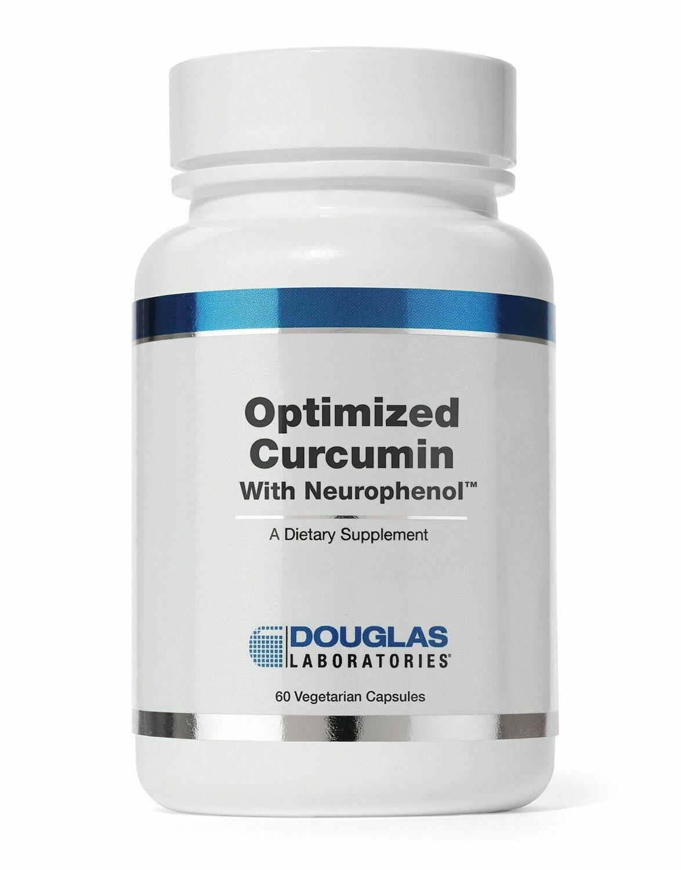 Optimized Curcumin With Neurophenol™