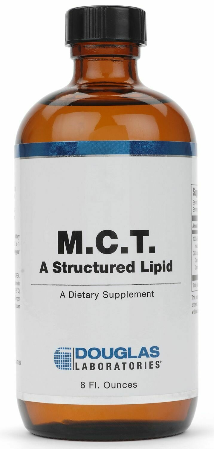 M.C.T. A Structured Lipid