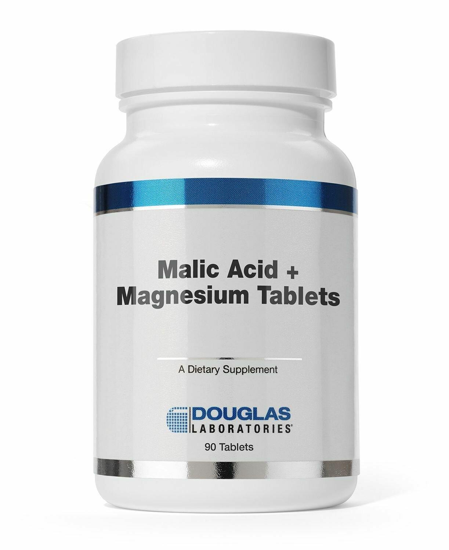 Malic Acid + Magnesium (180 count)
