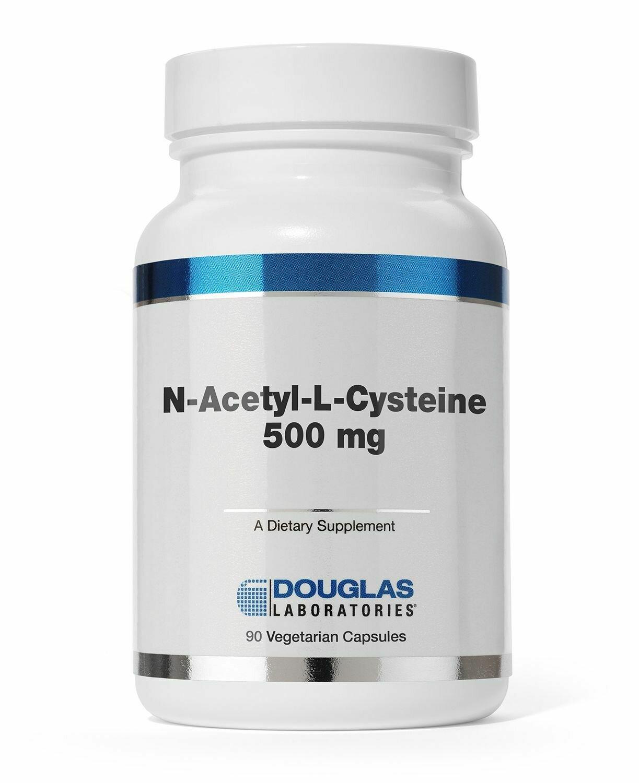 N-Acetyl-L-Cysteine 500 mg.