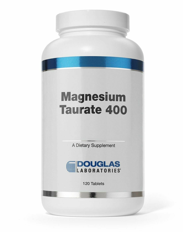Magnesium Taurate 400