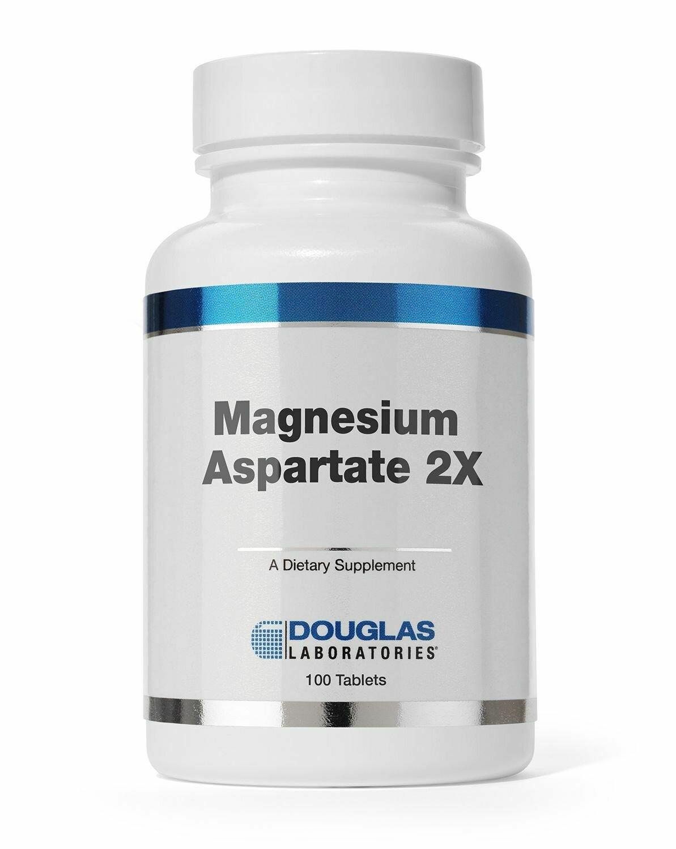 Magnesium Aspartate 2X (250 count)