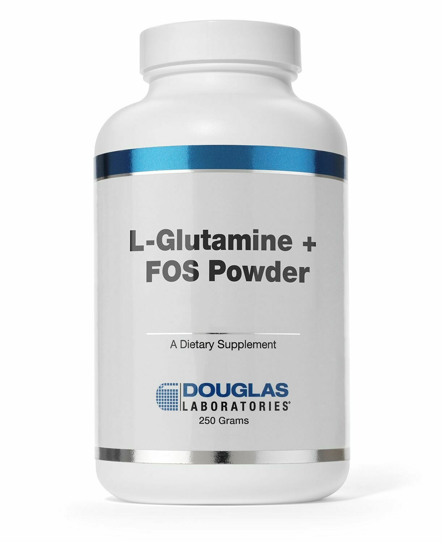 L-Glutamine + FOS Powder