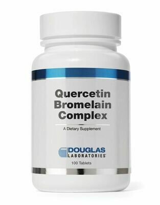 Quercetin-Bromelain Complex