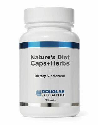 Nature's Diet Caps+Herbs
