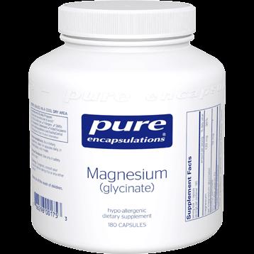 Magnesium (glycinate)180 caps